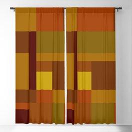 Golden Harvest Blackout Curtain