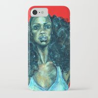 power iPhone & iPod Cases featuring POWER by Iconic Arts