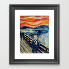Albert Camus Framed Art Print