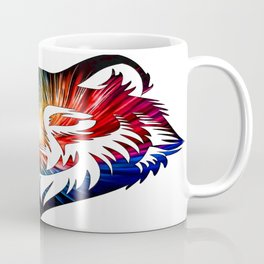 Wolf Universe Coffee Mug