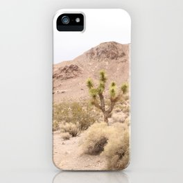 Rhyolite II (Vertical) iPhone Case