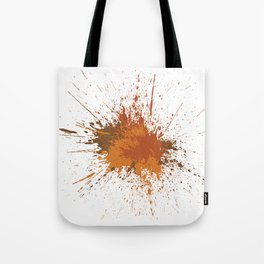 Splatter #12 Tote Bag