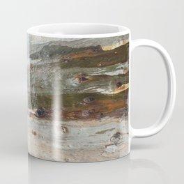 Colors of a Eucalyptus Coffee Mug