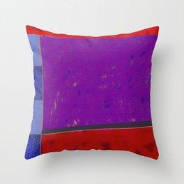 Downe Burns - Life Trip 7 p4 Throw Pillow