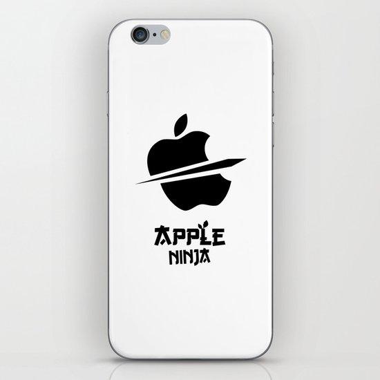 Apple Ninja iPhone & iPod Skin