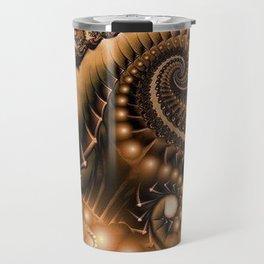 Fractal 1 Travel Mug