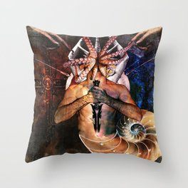 King Of Dreams Throw Pillow