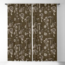 Forest Floor Night Blackout Curtain