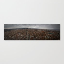 Firenze from Above Canvas Print