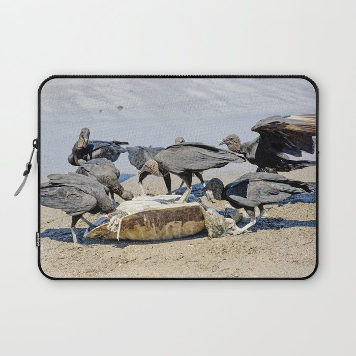 Wildlife in Action Laptop Sleeve