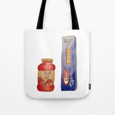 Saucy Friendship Tote Bag