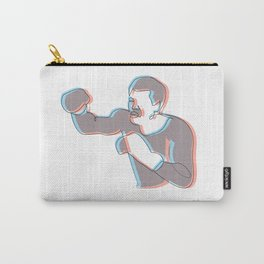 Boxing Ali (coulour) Carry-All Pouch