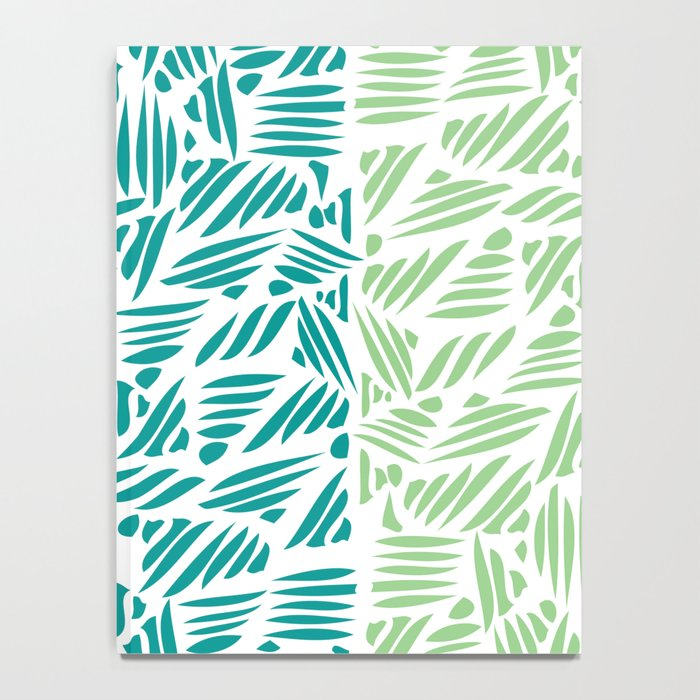 Bamboo Forest Notebook