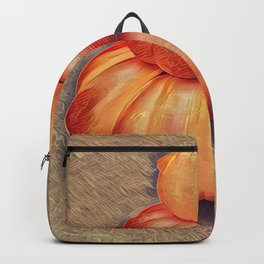 Nice Set Of Gourds 3 Backpack