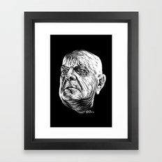 Sibelius Framed Art Print
