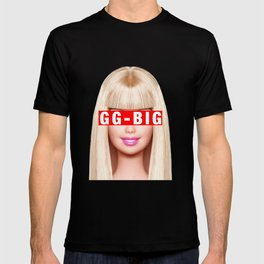 Big / Little Barbie (GG Big) T-shirt