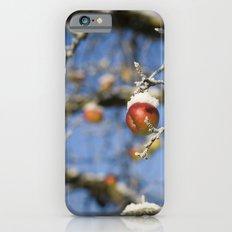 Snow Apple Slim Case iPhone 6s