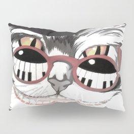 Crazy cat song Pillow Sham