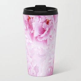 Pink Peonies Dream #1 #floral #decor #art #society6 Travel Mug