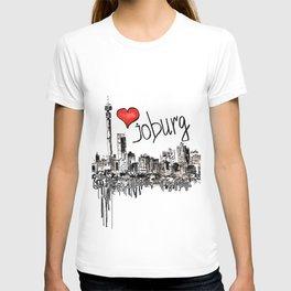 I love Joburg T-shirt
