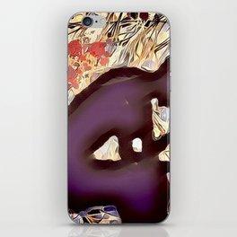 Turmoil iPhone Skin