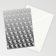 Skull Slice III Stationery Cards