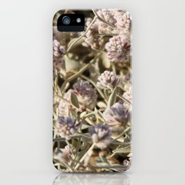 Outback flowers iPhone Case