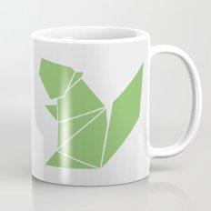 Squirrel origami Mug