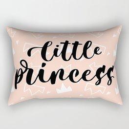 LITTLE PRINCESS Rectangular Pillow