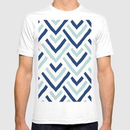Barbados blue T-shirt