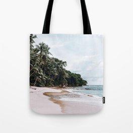 Tropical Island Tote Bag
