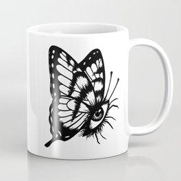 BUTTERFLEYE Coffee Mug