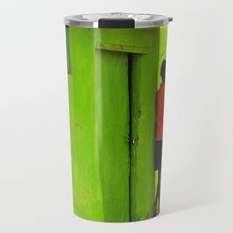 Green House Travel Mug