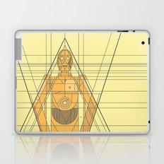 C3PO Deco Droid Laptop & iPad Skin