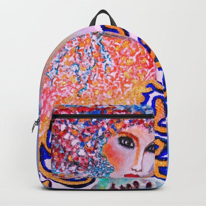 Midnight Sun Backpack
