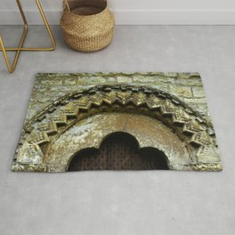 Cotswold Church Arch  Rug