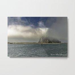 Morro Bay III Metal Print