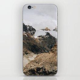 PATAGONIA I iPhone Skin