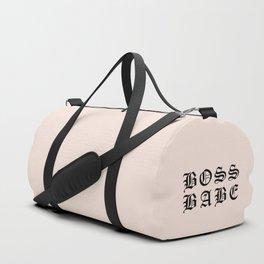 BOSS BABE Duffle Bag