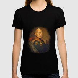 Sir Patrick Stewart - replaceface T-shirt