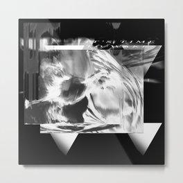 untitled (2/3) Metal Print
