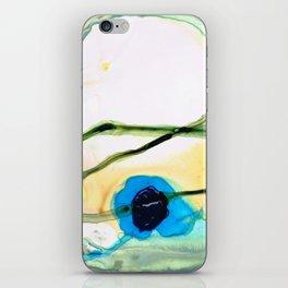 Modern Abstract Art - A Perfect Moment - Sharon Cummings iPhone Skin