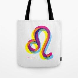Leo ~ Zodiac Tote Bag