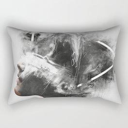 Nefretete Rectangular Pillow