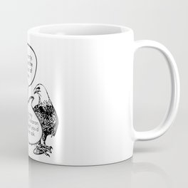 Turkey / Eagle Split Coffee Mug