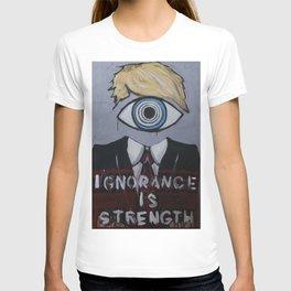 the idiot T-shirt