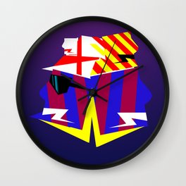 champion league champions Wall Clock
