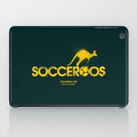 australia iPad Cases featuring Australia by Skiller Moves