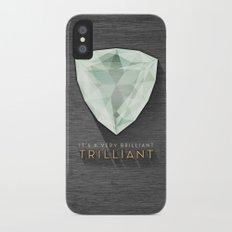 Trilliant iPhone X Slim Case