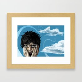 Heir of Breath Framed Art Print